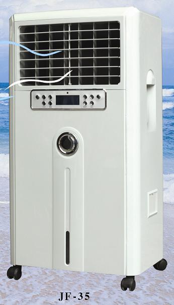 家用湿帘水冷环保空调JF35
