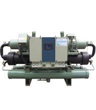 河北水/地源热泵机组中央空调