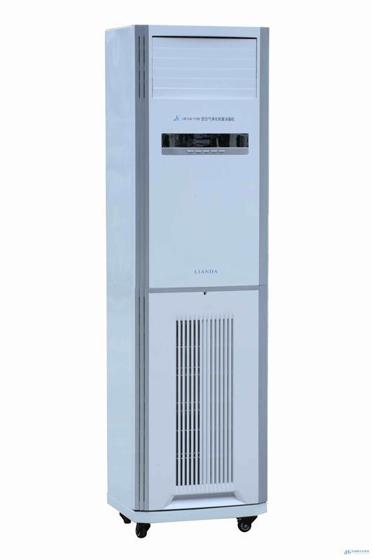 移动柜式空气净化消毒机