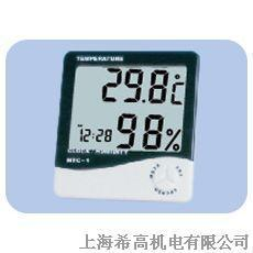 HTC-1大屏幕温湿度计