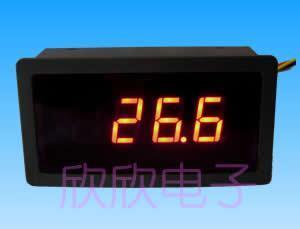 数字温度表头(配传感器)