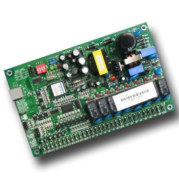 空调模块机的控制面板主电路板