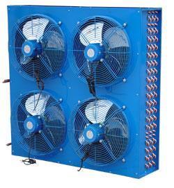 FN型风冷冷凝器