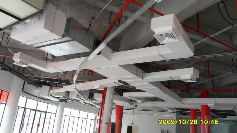 空调风管制作_玻镁复合风管制作安装-风管-制冷大市场