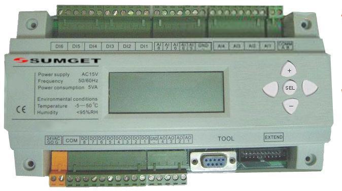 中央空调控制器