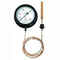 不锈钢壳压力式温度计