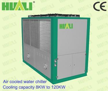冷水机, 风冷工业冷水机