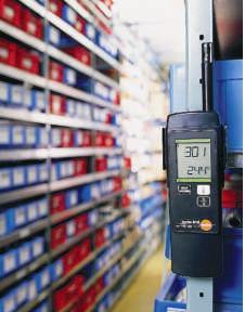 快速反应温湿度仪TESTO-615