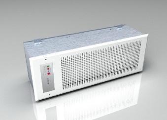 静电UV光触媒电子空气净化机