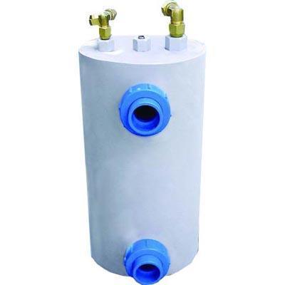 泳池热泵钛换热器