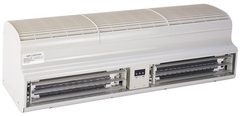电热空气幕风幕机