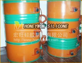 油桶加热带 圆桶电热带
