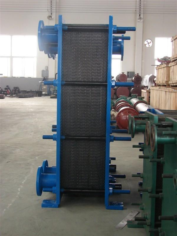 凯尼尔可拆式焊接式板式换热器