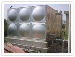 北京生产制作不锈钢水箱及价格