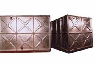 北京生产制作搪瓷钢板水箱及价格