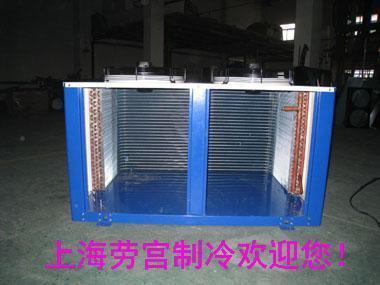 茶叶库专用室外机组FNU-80冷凝器