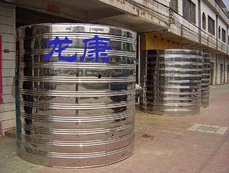 惠州立式不锈钢水塔