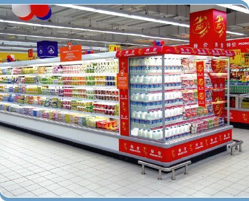 海尔开利超市便利店展示柜
