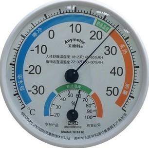 美德时温湿度计th101b