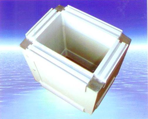 双面彩钢复合酚醛保温风管