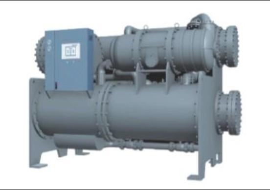 水冷满液式螺杆冷水机