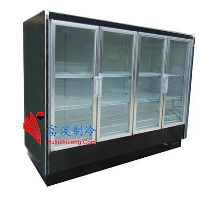 上海富溪制冷生产点菜柜