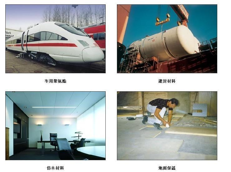 聚氨酯发泡新型保温材料