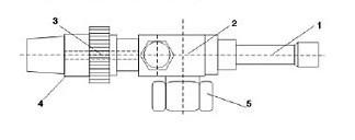 山东制冷空调配件ZRV型美优乐阀 阀门 制冷机组零部件
