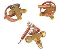 济南制冷空调配件ZR型热力膨胀阀 阀门制冷机组零部件