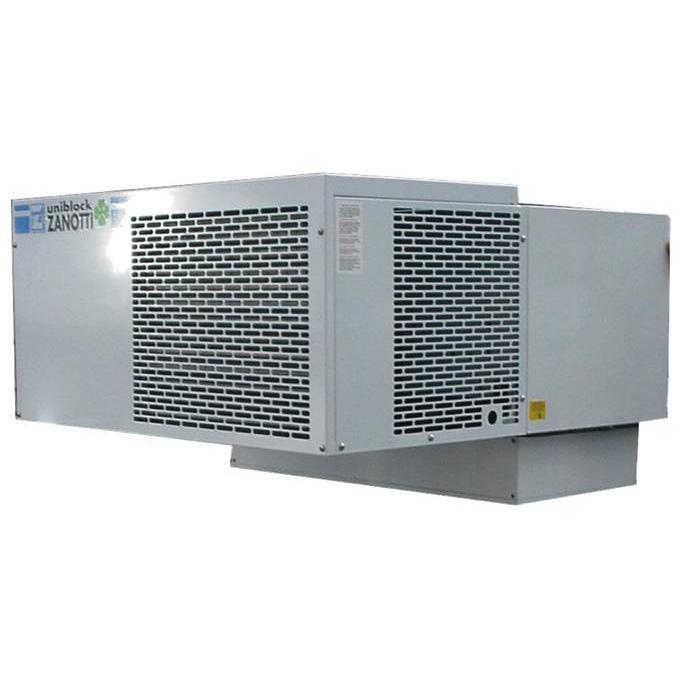 中低温小型冷库机组
