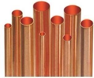 龙煜 Φ6.35×0.6 家用空调铜管 冷库铜管
