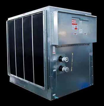MSR大型整体式F系列水源热泵机组