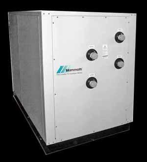美意水-水模块式水源热泵机组