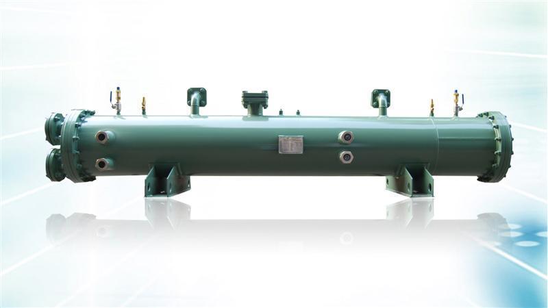 喷淋式蒸发器