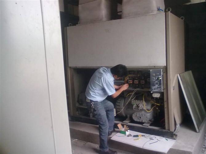 顺义商用空调维修加氟保养