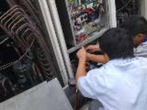 顺义中央空调维修保养加氟