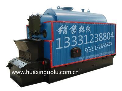 北京燃煤數控鍋爐