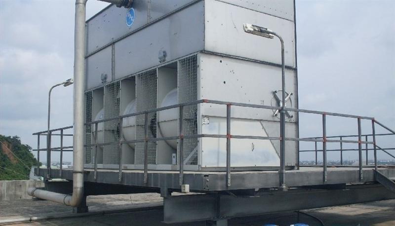 工业冷水系统