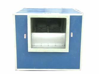 低噪声玻璃钢柜式离心风机