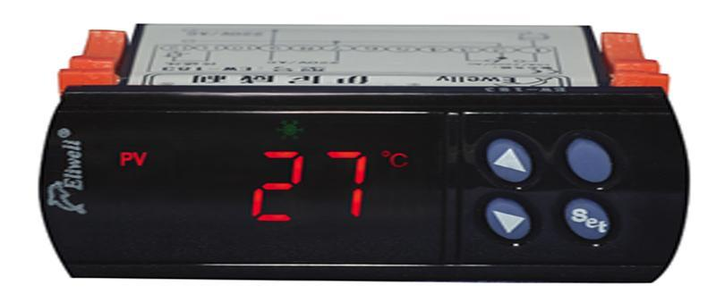 单冷控制器EW-T206A