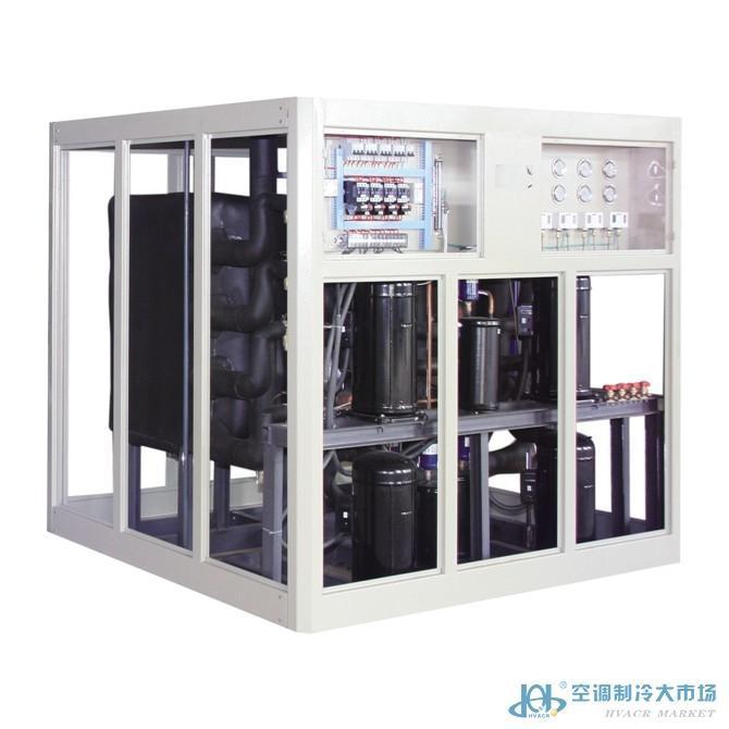 河南新乡涡旋式水源热泵机组
