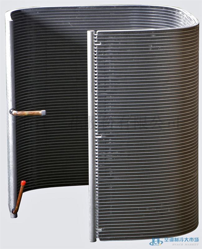 微通道冷凝器