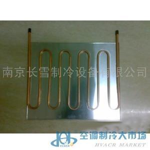 铜管板式蒸发器
