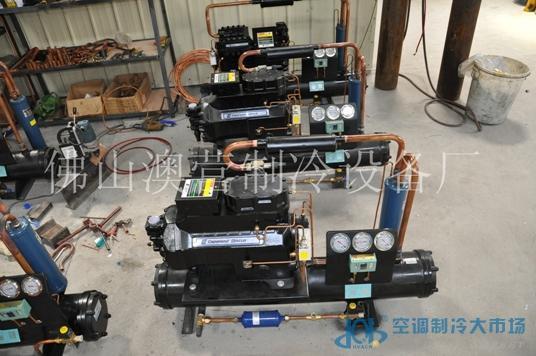 5HP谷轮压缩机 冷库机组