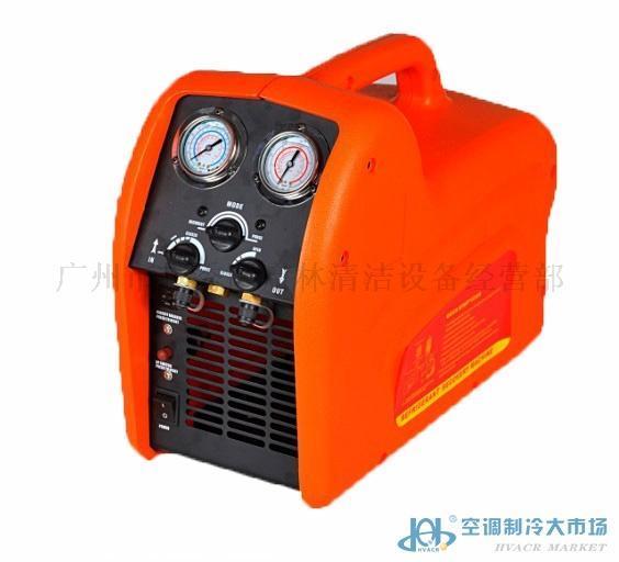 冷媒回收机 抽氟机 冷媒加注机 空调抽氟机QX-24A