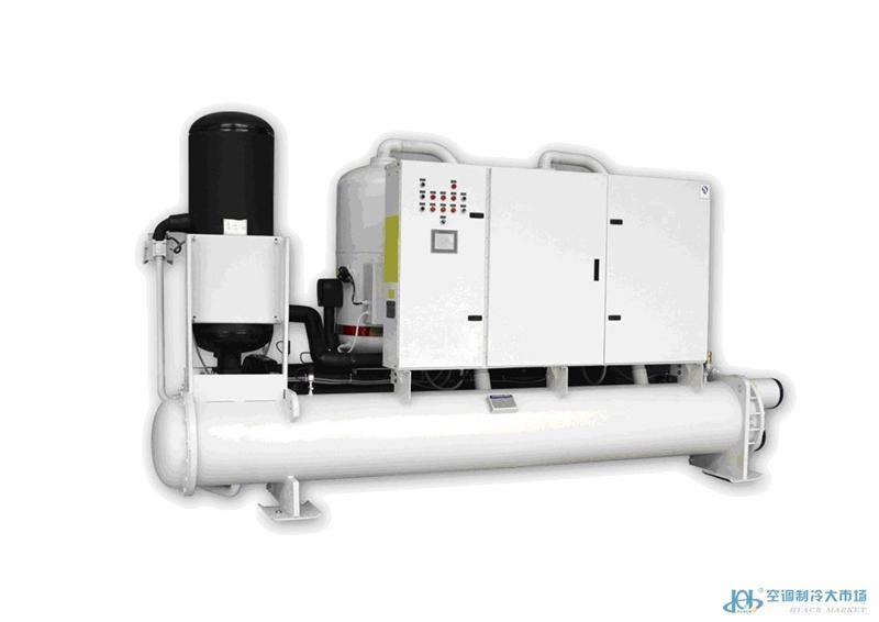 GDW(R)型地源热泵中央空调机组