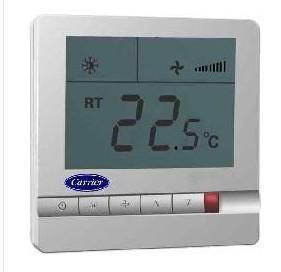 北京开利中央空调风机盘管温控器