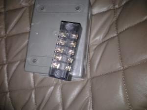 空调盘管专用接线盒