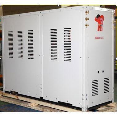 海尔水冷涡旋机组 安装更方便