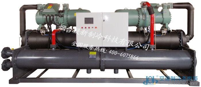 比泽尔高温螺杆工业冷水机组